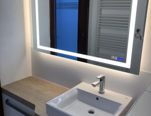 Der Häfele Badspiegel
